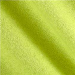 Sweatshirt Fleece Limegreen