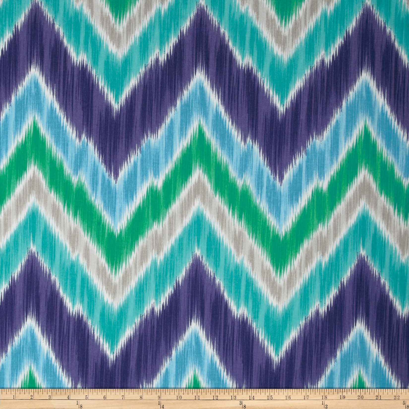 P Kaufmann Indoor/Outdoor Tribal Find Sky Fabric