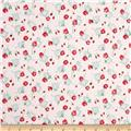 Verna Mosquera Sugar Bloom Gingham Garden Pink