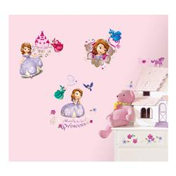 Sofia The First Wall Decals