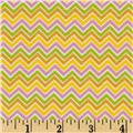 Alpine Flannel Basics Chevron Multi/Girl