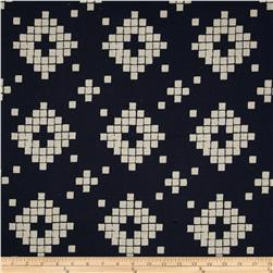 Cotton & Steel Mesa Canvas Tile Navy