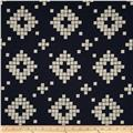 Cotton + Steel Mesa Canvas Tile Navy