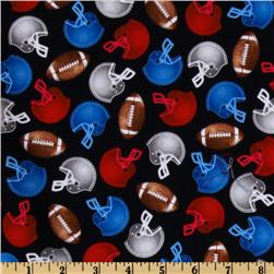 Sports Life Football Equipment Black