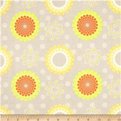 Riley Blake Ashbury Heights Floral Grey