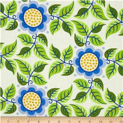Wild Child Trellis Tryst Blue