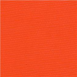 Oil Cloth Solid Orange