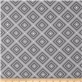 Metro Living Box Stripe Pewter