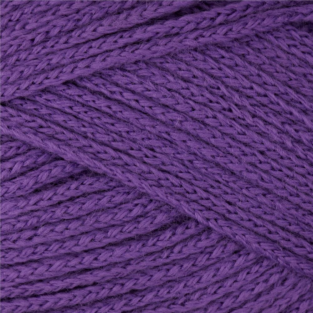 Lion Brand Modern Baby Yarn Purple