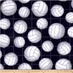 Simply Fleece Volleyball Navy