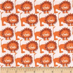 Seven Islands Lions Twill Orange
