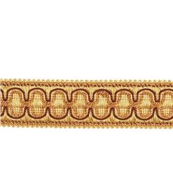 "Fabricut 2"" Beach House Trim Autumn"