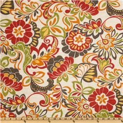 Bryant Indoor/Outdoor Zoe Citrus Fabric