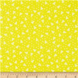 Boutique Brights Tridotz Canary