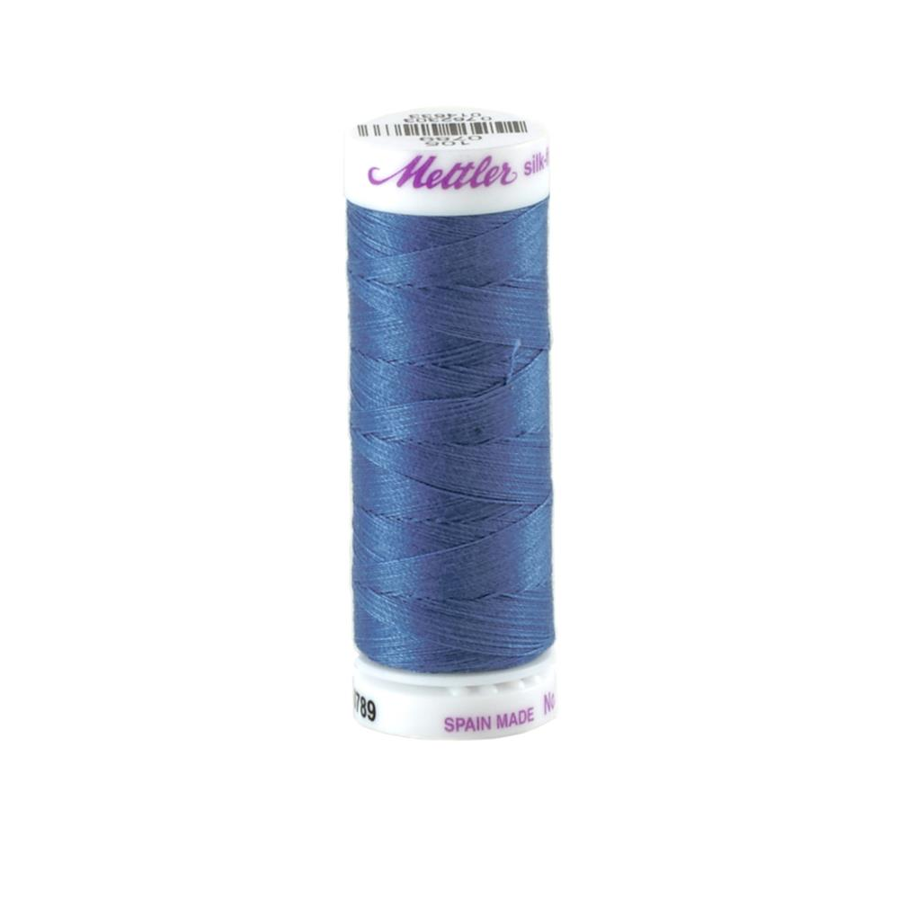 Mettler Cotton All Purpose Thread Blue