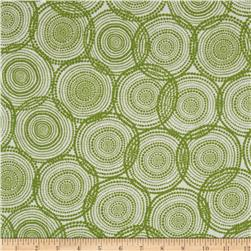 Valori Wells Mod Circles Essex Linen Avocado