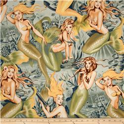 Sea Sirens Pin-up Mermaids Tea