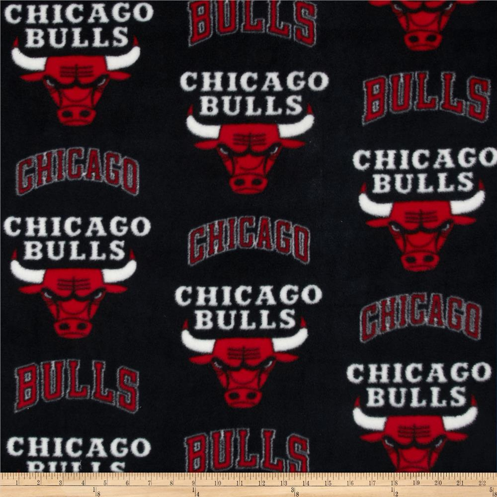 NBA Fleece Chicago Bulls Toss