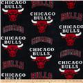 NBA Fleece Chicago Bulls Toss Black
