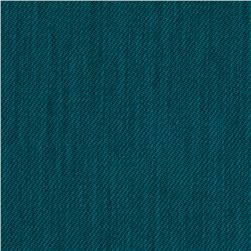 Richloom Indoor/Outdoor Mojo Solid Teal Fabric