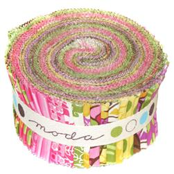 Moda Santorini 2-1/2'' Jelly Roll
