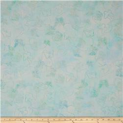 Anthology Batik Butterflies Pale Blue
