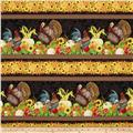 Harvest Time Repeating Stripe Multi