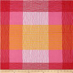 Jane Sassaman Cool Breeze Plaid Pink