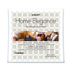 Fairfield Home Elegance Pillow 20'' Square