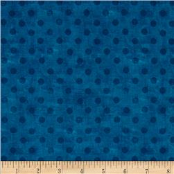 Simply Gorjuss Dots Teal