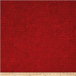 Wilmington Batiks Mini Dots Red