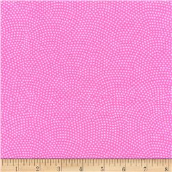 Timeless Treasures Dream Dots Pink