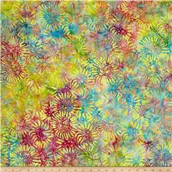 "Anthology Batik 108"" Wide Back Large Splash Multi"