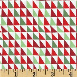 Moda Jingle Incline Crimson/Cedar