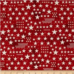 American Dream Stars Red