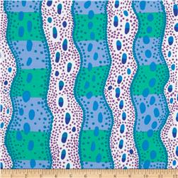 Kaffe Fassett Spring 2014 Collective Water Victoria Blue