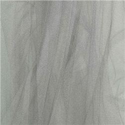 "108"" Wide Tulle Glimmer Silver"
