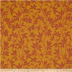 Robert Allen Promo Summer Leaves Jacquard Russet