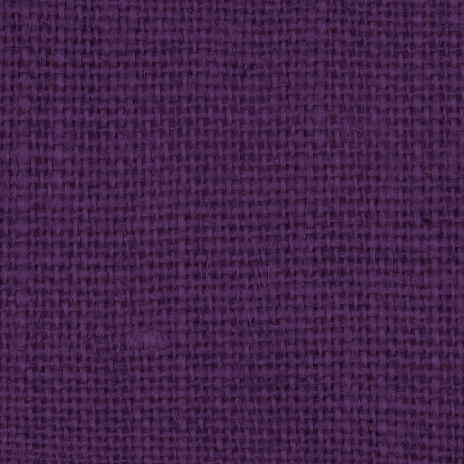 Burlap Purple Fabric