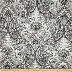 Swavelle/Mill Creek Melodie Paisley Blend Platinum