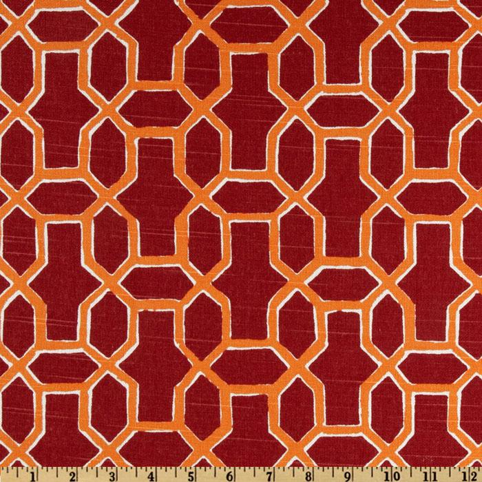 Home Accents Sultan Cinnabar