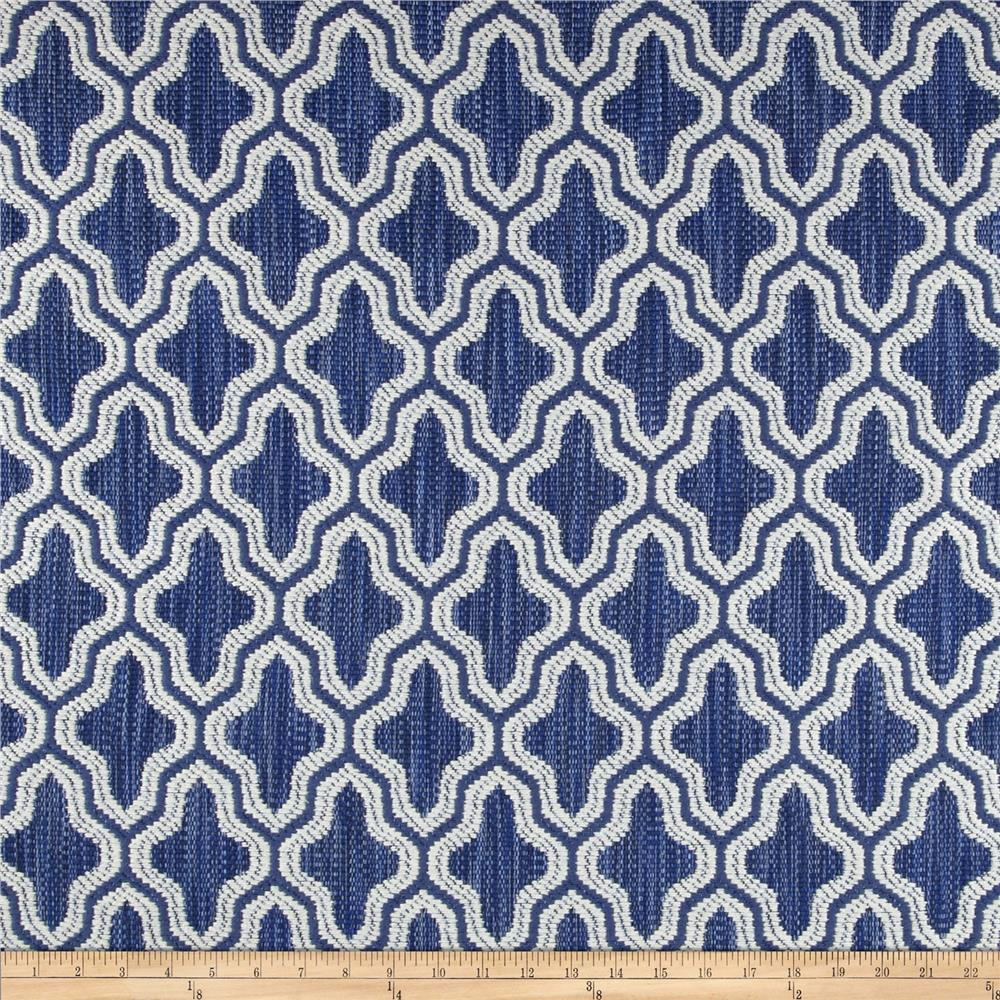 Home Accents Mosaic Weave Blueberry