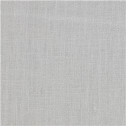 Stonewashed Linen Dove Grey Fabric