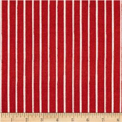 Hidden Cove Stripe Red