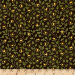 Windham Tree of Life Vine Leaf  Brown