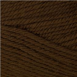 Red Heart Soft Yarn (9344) Chocolate