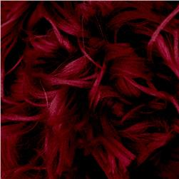 Red Heart Fur Yarn, Teaberry