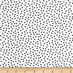 Kaufman Remix Mini Dots Pepper