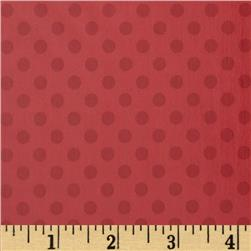 Riley Blake Laminated Cotton Small Dots Tone on
