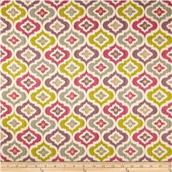 Waverly Lunar Lattice Twill Passion